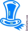 Vector Clipart graphic  of a top hat