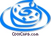 cinnamon roll Vector Clip Art picture