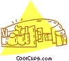 tool belt Vector Clipart picture