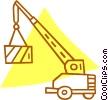 crane Vector Clipart picture
