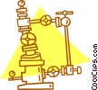 Vector Clipart graphic  of a pipes