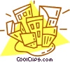 buildings Vector Clip Art picture