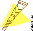 chisel Vector Clipart graphic