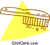 wire brush Vector Clip Art graphic