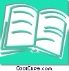 book Vector Clipart picture