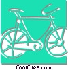 bicycle Vector Clip Art image