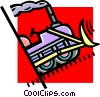bulldozer Vector Clip Art picture