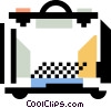 briefcase Vector Clipart picture