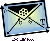 Vector Clipart graphic  of a envelope