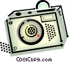 camera Vector Clip Art picture