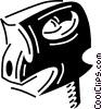 Vector Clipart image  of a jigsaw