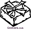 Vector Clip Art graphic  of a presents/gifts