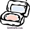 Vector Clip Art picture  of a hand soap