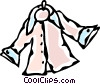 Vector Clip Art picture  of a dress shirt