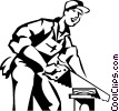 Carpenters Vector Clipart picture