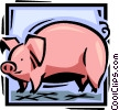 pig Vector Clip Art picture
