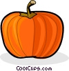 pumpkin Vector Clipart picture