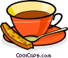 Cup of coffee Vector Clip Art picture
