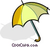umbrella Vector Clip Art graphic