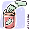 tissues Vector Clipart picture