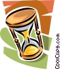 hourglass Vector Clipart picture
