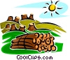 Forestry and Logging Vector Clipart picture