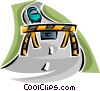 Construction Signs Vector Clip Art picture