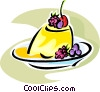 dessert Vector Clipart graphic
