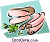 bacon Vector Clipart picture