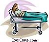 Pregnancy and Newborn Babies Vector Clipart picture
