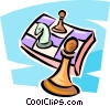 chess Vector Clipart illustration
