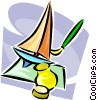 sailboat Vector Clip Art picture