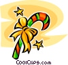 candy cane Vector Clipart picture