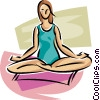 yoga Vector Clip Art picture