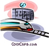 train Vector Clipart picture