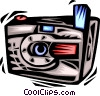 camera Vector Clipart illustration