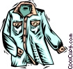 Clothes Groups Vector Clipart graphic