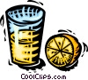 Lemonade Vector Clip Art picture