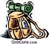 Backpack Vector Clip Art picture