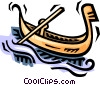 gondola Vector Clipart illustration
