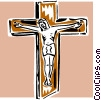 crucifix Vector Clip Art picture