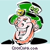 Vector Clipart picture  of a St. Patrick's Day