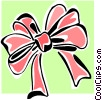 Vector Clip Art picture  of a ribbon