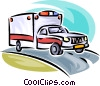 ambulance Vector Clip Art picture