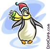 penguins Vector Clipart picture