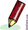 pencils Vector Clip Art graphic