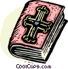 The Bible Vector Clip Art picture
