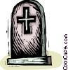 gravestone Vector Clip Art picture