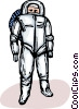 astronaut Vector Clipart picture