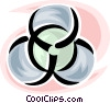 Molecules and Atoms Vector Clip Art image